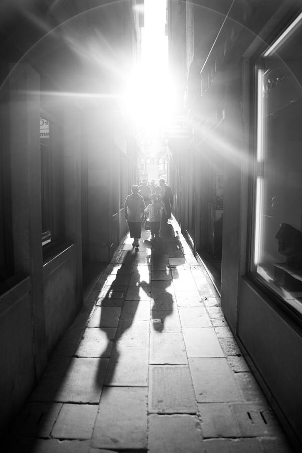 Venice Flare Photograph