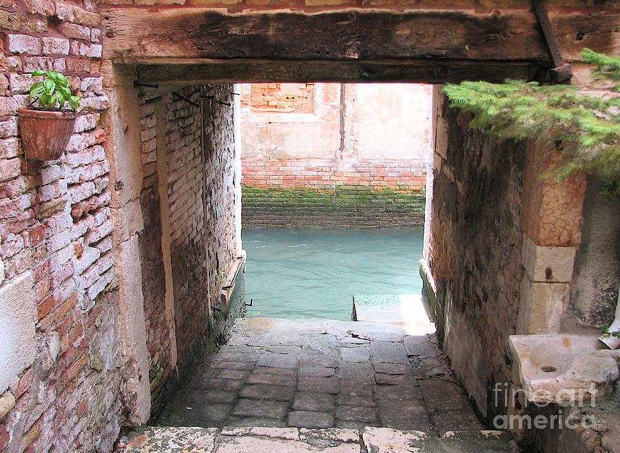 Venice- Italy-garage Photograph