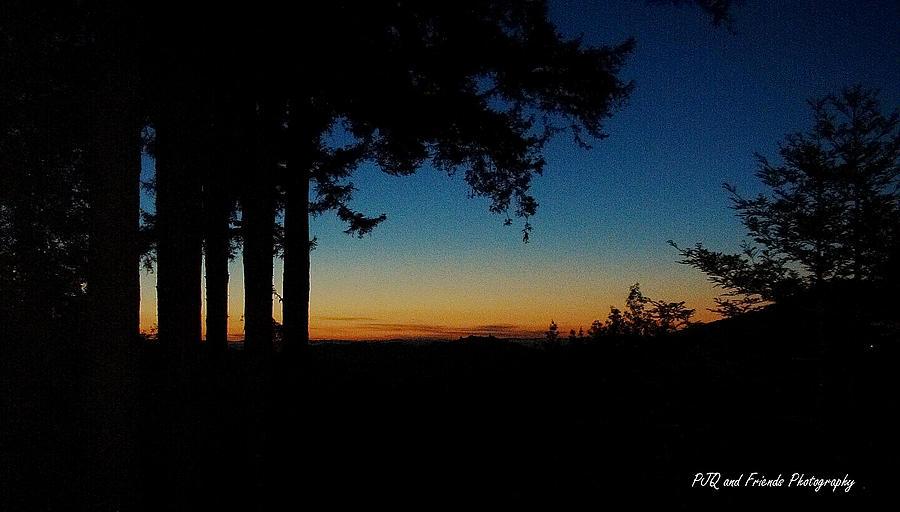 ventana Sunset Photograph