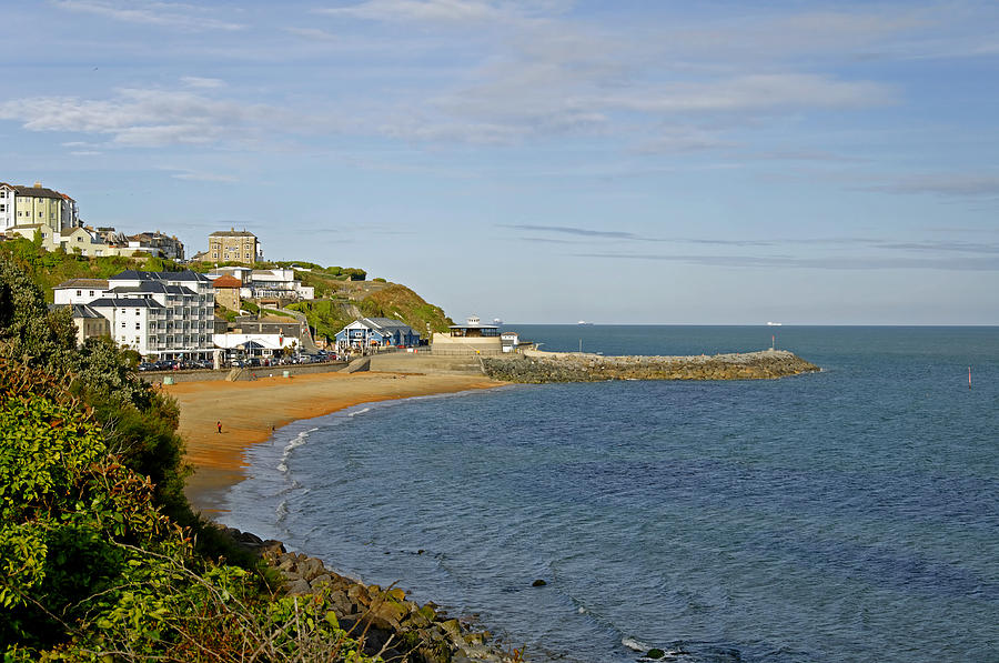 Ventnor Bay Photograph