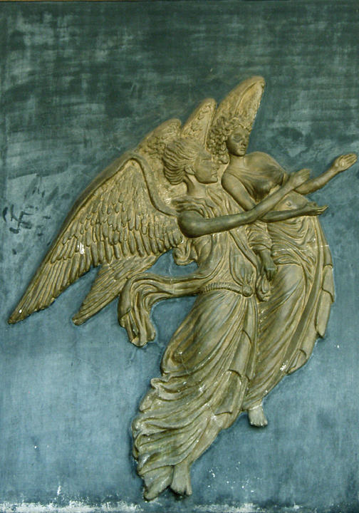 Venus And Jupiter Sculpture