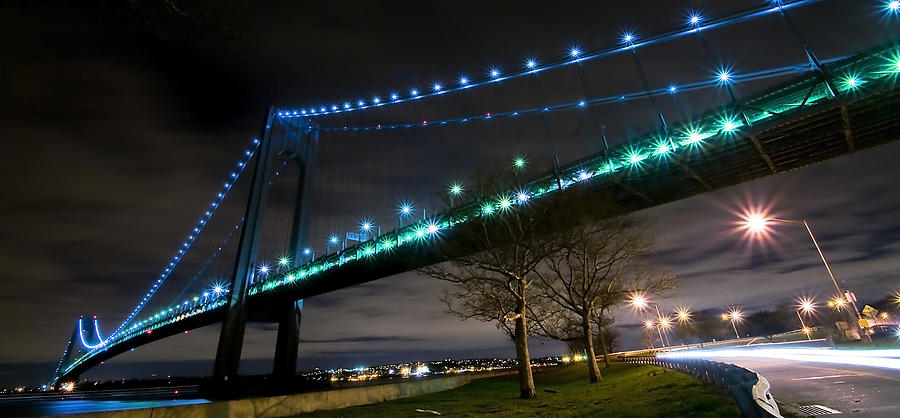 Verrazano-narrows Bridge Photograph  - Verrazano-narrows Bridge Fine Art Print