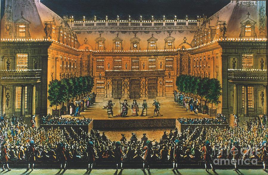 Versailles: Opera, 1676 Photograph