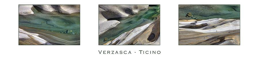 Verzasca Photograph - Verzasca Stones by Joana Kruse