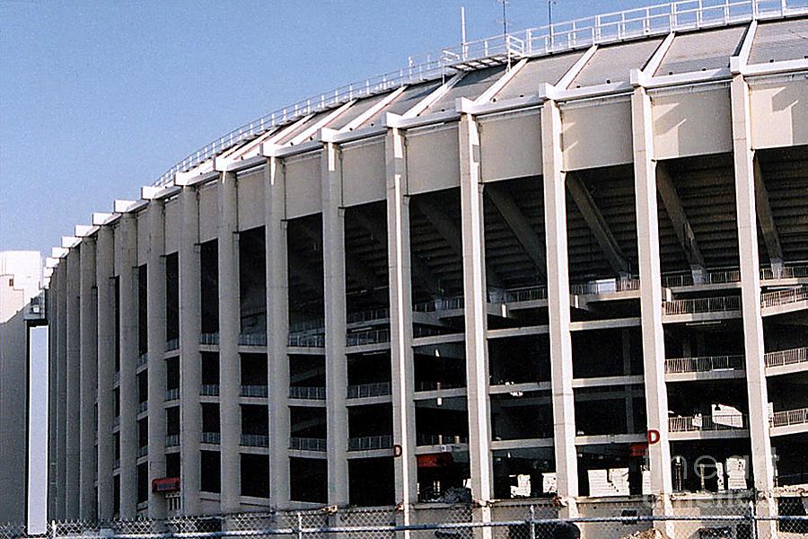 Vet Stadium Photograph