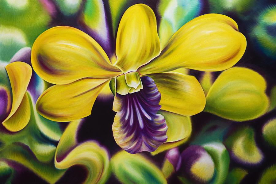 Vibrant Painting