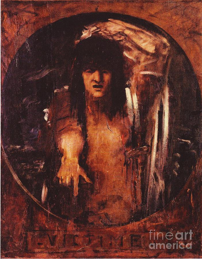 Victim Painting