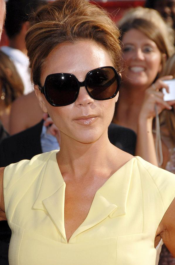 Victoria Beckham At Arrivals Photograph
