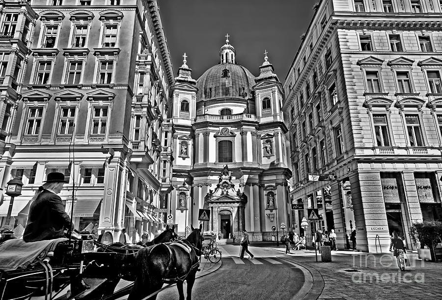 Vienna Scene Photograph