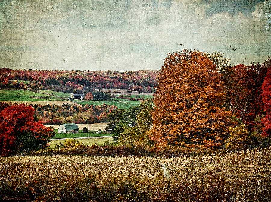 View From The Hill... Photograph  - View From The Hill... Fine Art Print