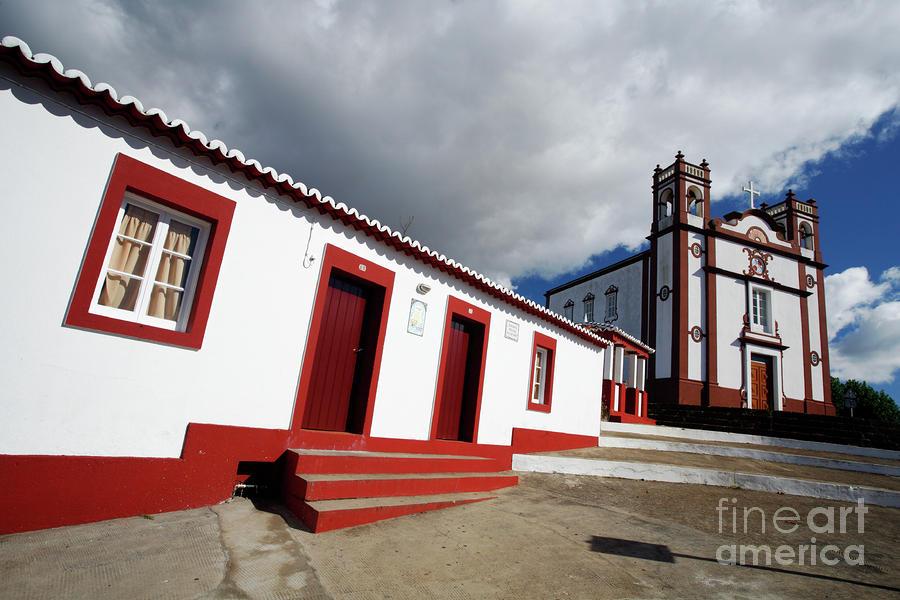 Vila Do Porto - Azores Photograph