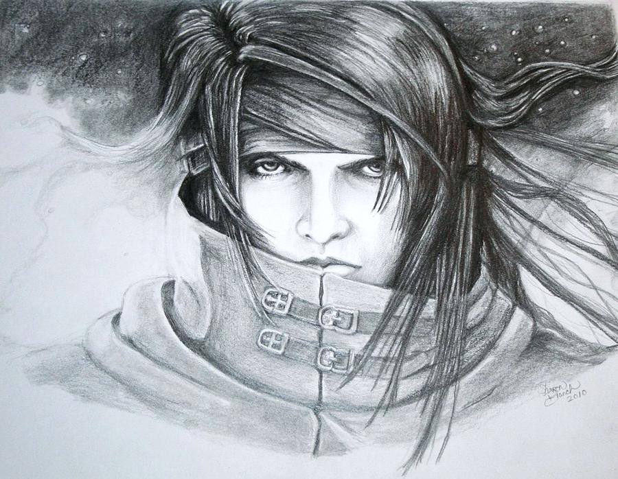 vincent ff7 rendition by sharon branch