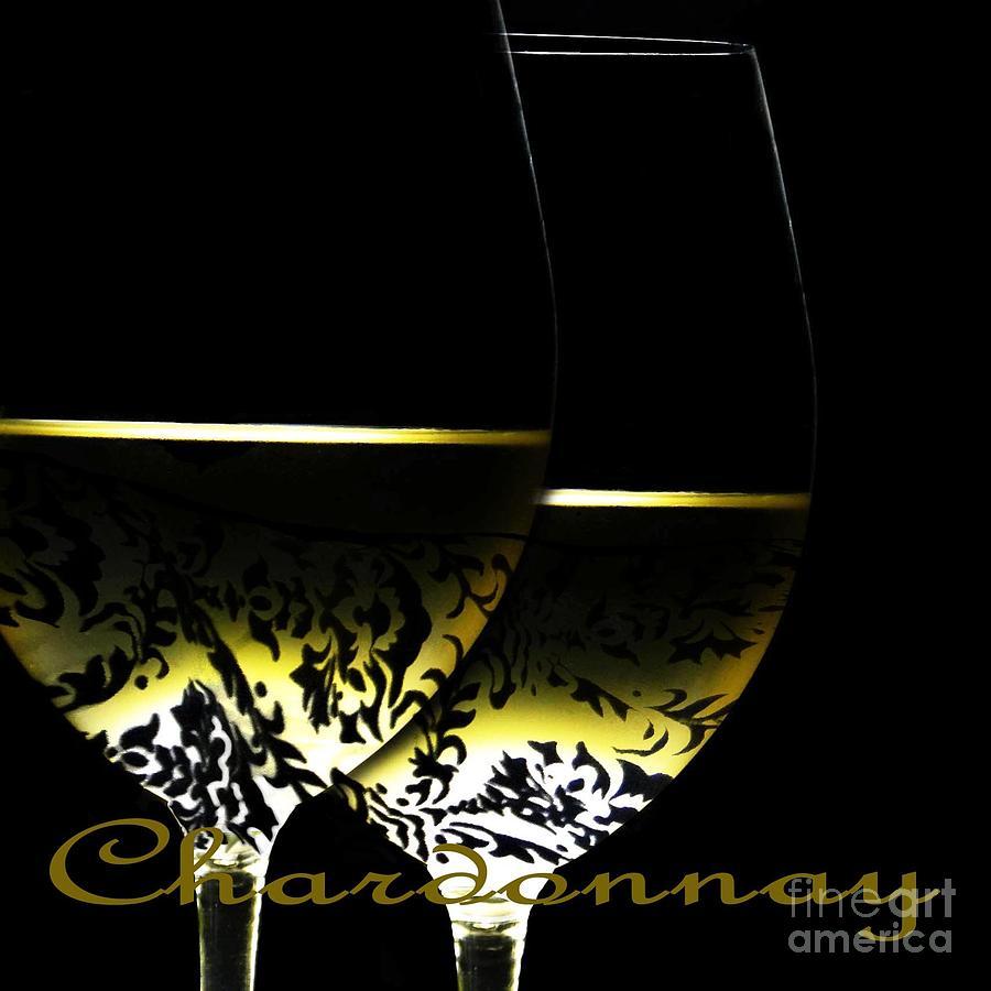 Vino Blanco Photograph