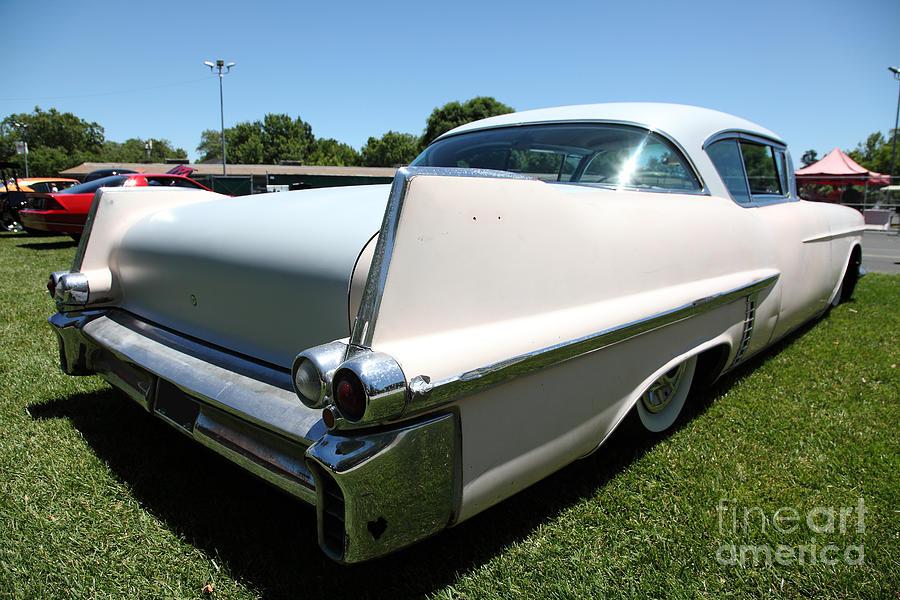 Vintage 1957 Cadillac . 5d16688 Photograph