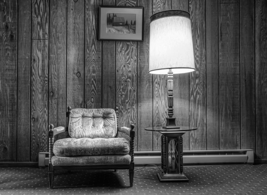 Vintage Basement Photograph