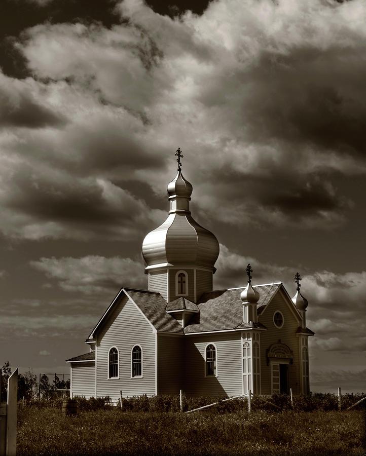 Vintage Church Photograph