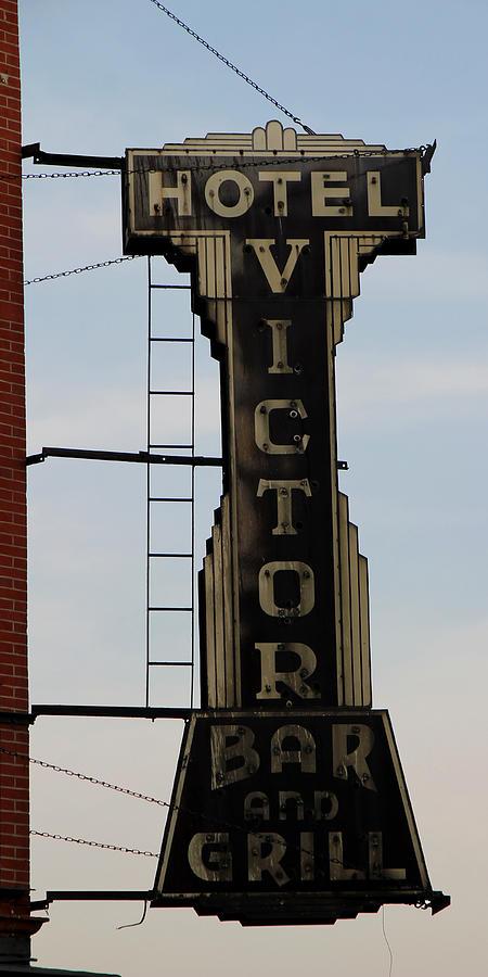 Vintage Hotel Sign 4