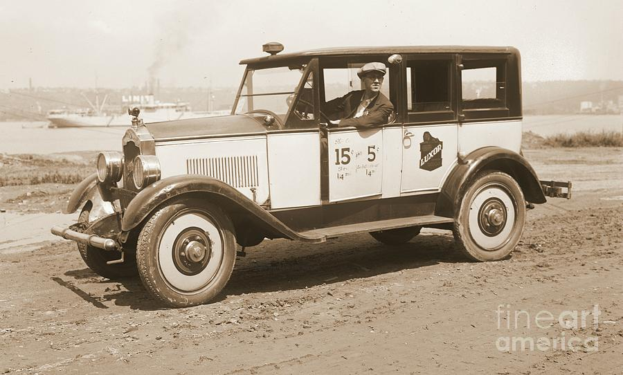 Vintage Cabs 105