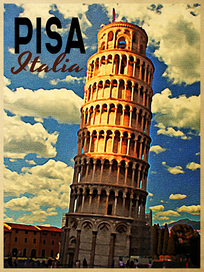 Italy Vintage Poster 104