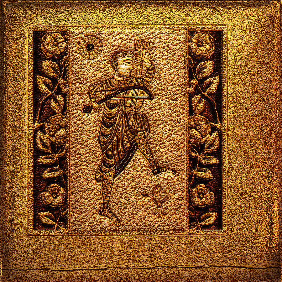 Vintage Treasure 02 Digital Art