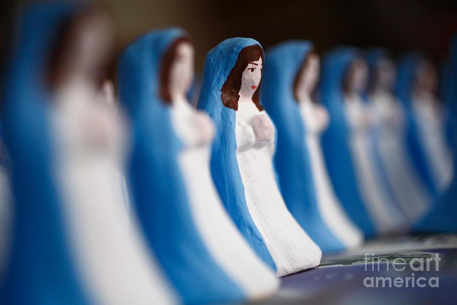 Virgin Mary Photograph