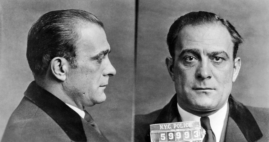 Vito Genovese (1897-1969) Photograph