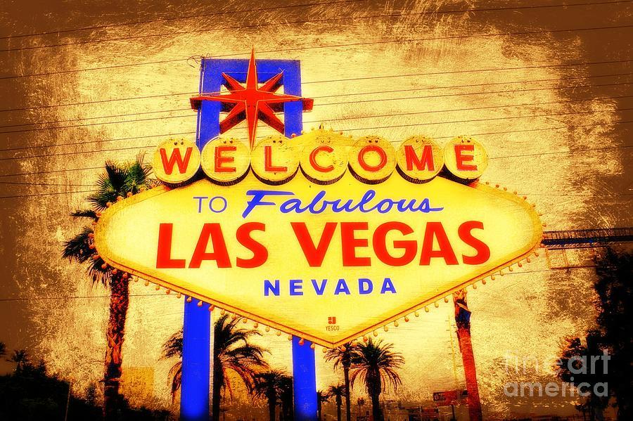 Las Vegas Photograph - Viva Las Vegas by Kevin Moore