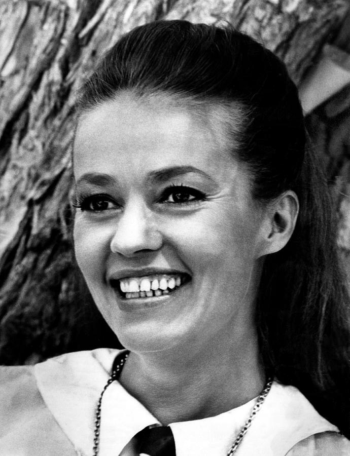 Viva Maria, Jeanne Moreau, 1965 Photograph