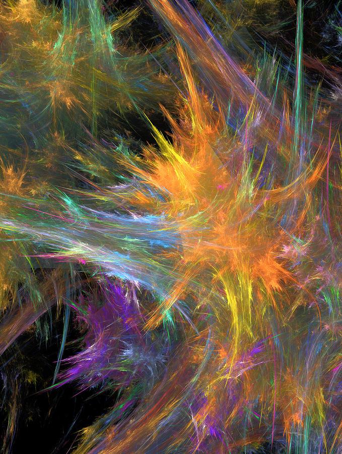 Flintlock Digital Art - Vivaz by RochVanh