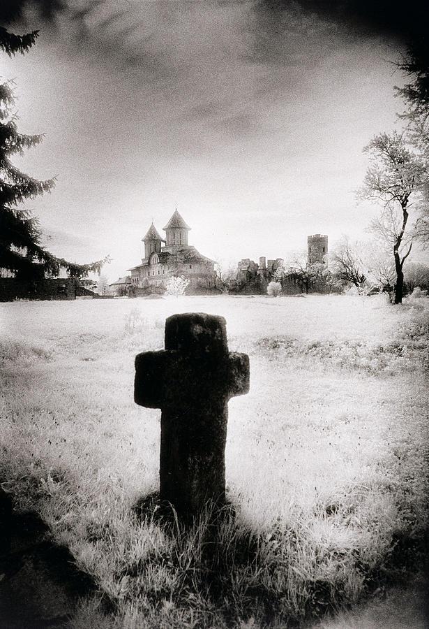 Vlad Draculas Palace Photograph