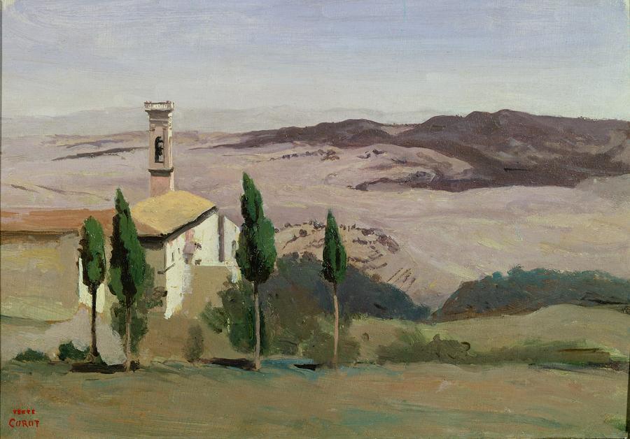 Volterra Painting