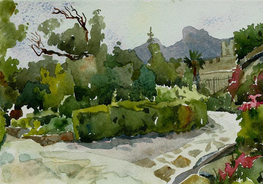 Vorontsovsky Park Painting
