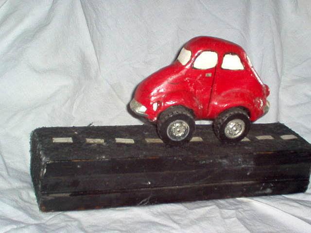 VW Sculpture