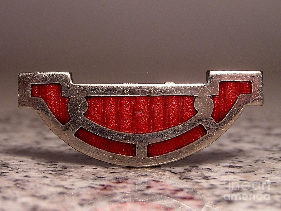 Art Deco Jewelry - W1 19 by Dwight Goss