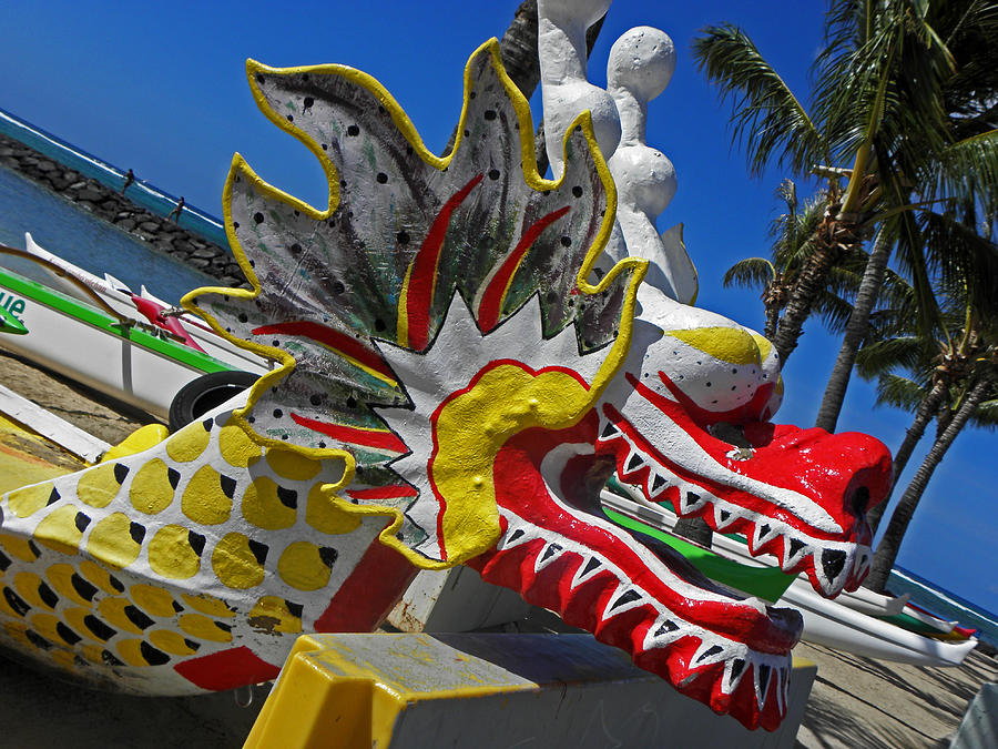 Waikiki Dragon Photograph