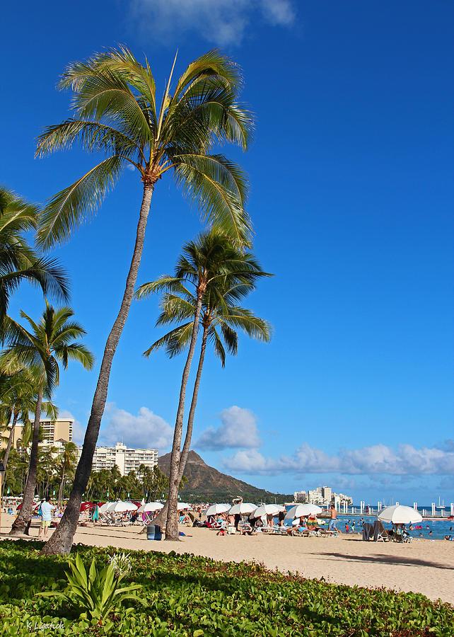 Waikiki Photograph
