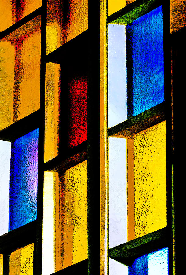 Wall Of Colors Photograph  - Wall Of Colors Fine Art Print