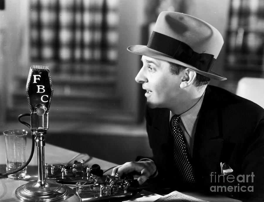 Walter Winchell (1897-1972) Photograph