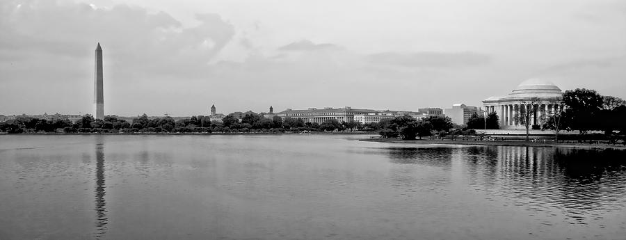 Washington Landmarks Photograph  - Washington Landmarks Fine Art Print