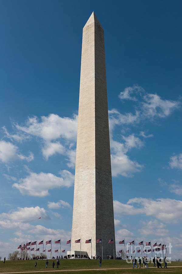 Washington Monument I Photograph