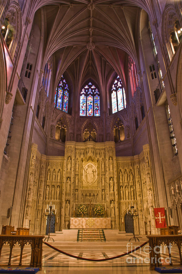 Washington National Cathedral IIi Photograph