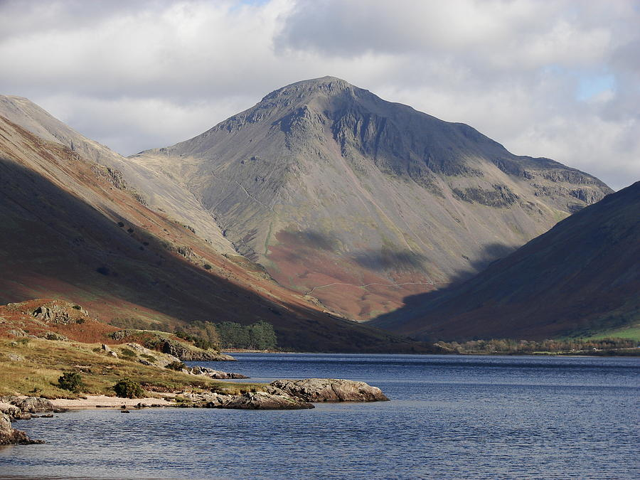 Wast Water Photograph  - Wast Water Fine Art Print