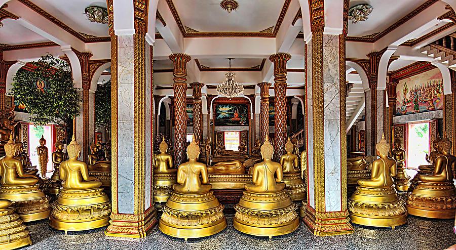 Wat Chalong Photograph