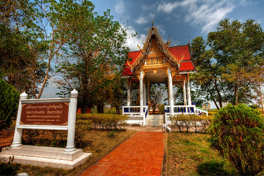 Wat Kham Chanot Photograph