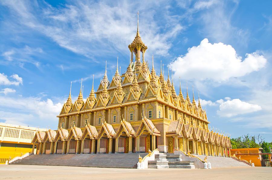 ✰✰ إنهــا الســــــاحرة تــايلندا ✰✰ wat-tasung-temple-au