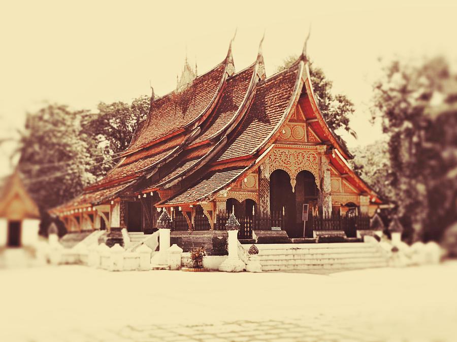 Wat Xieng Thong Photograph