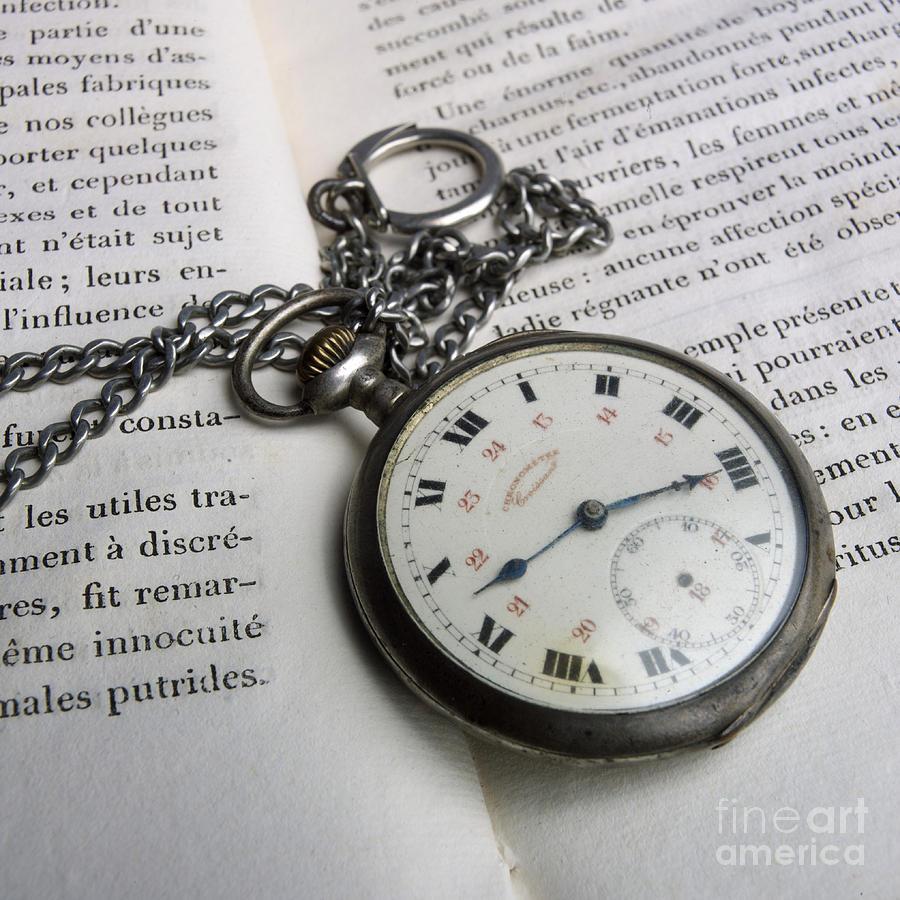 Watches Photograph - Watche by Bernard Jaubert