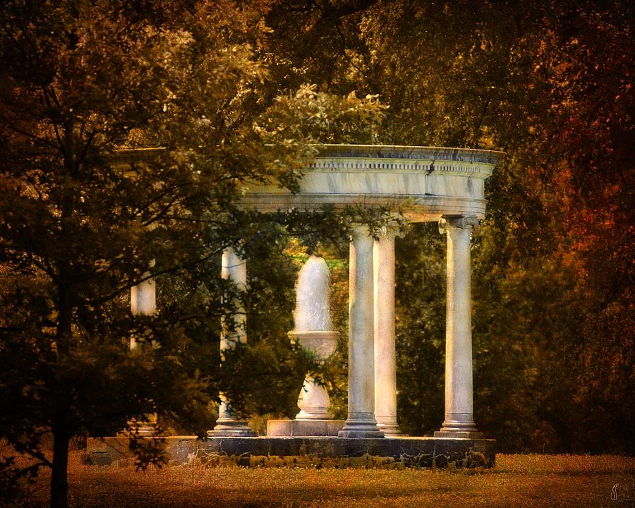 Water Fountain Photograph
