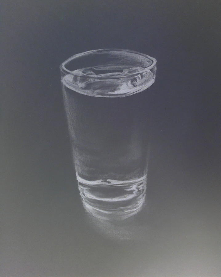 Water Mixed Media