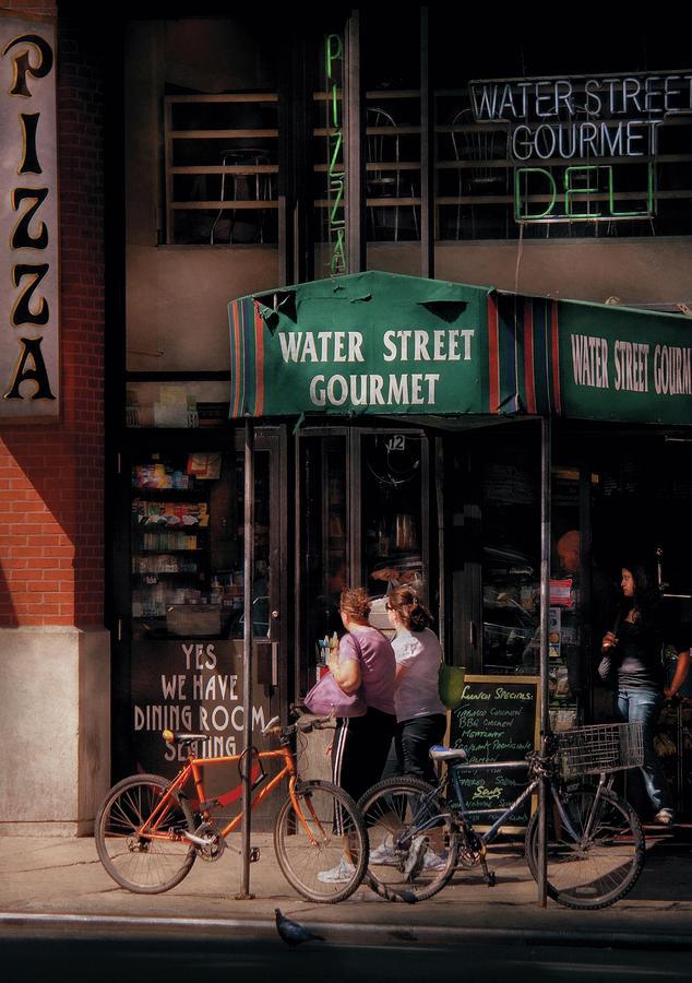 Water St Gourmet Deli  Photograph